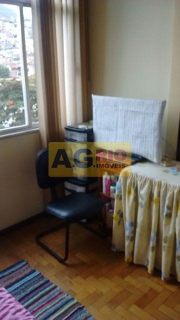 FOTO24 - Apartamento 3 quartos à venda Rio de Janeiro,RJ - R$ 210.000 - AGV30930 - 24