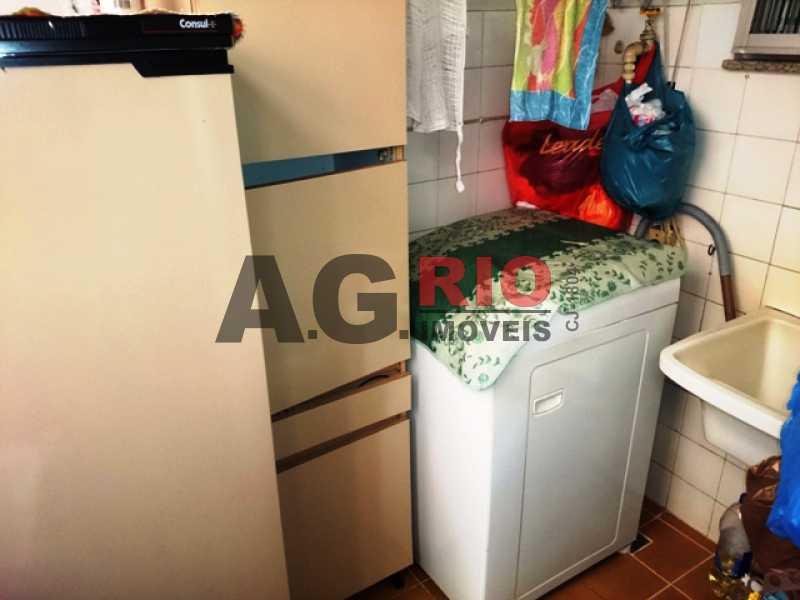 DSC_0415 - Apartamento Rio de Janeiro,Turiaçu,RJ À Venda,2 Quartos,64m² - AGV22612 - 14