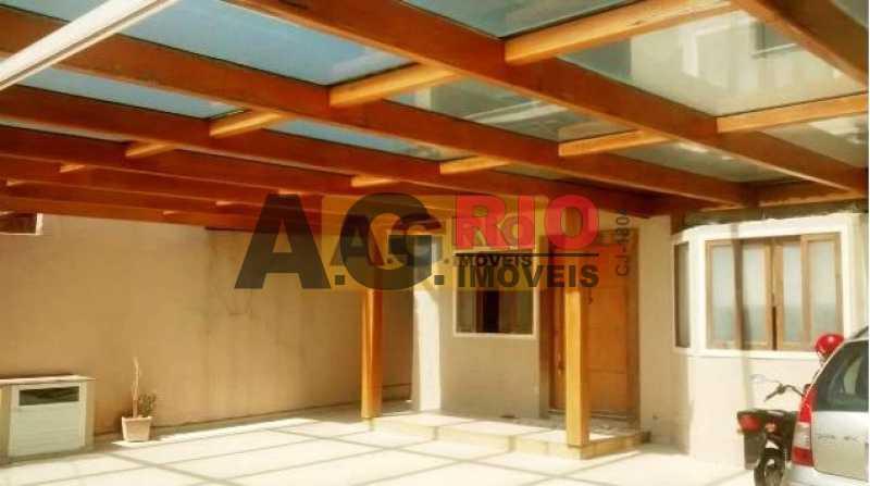4 - Casa em Condomínio 3 quartos à venda Rio de Janeiro,RJ - R$ 620.000 - VVCN30003 - 4