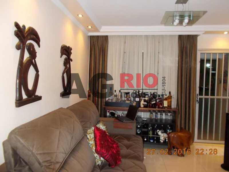 DSCN0072 - Casa À Venda no Condomínio reserva do rio grande - Rio de Janeiro - RJ - Taquara - TQCN30004 - 3