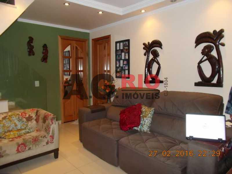 DSCN0073 - Casa À Venda no Condomínio reserva do rio grande - Rio de Janeiro - RJ - Taquara - TQCN30004 - 4