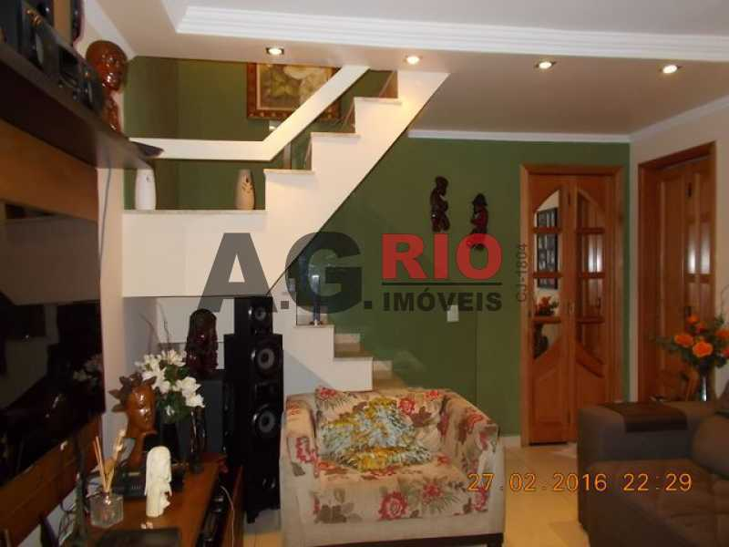 DSCN0074 - Casa À Venda no Condomínio reserva do rio grande - Rio de Janeiro - RJ - Taquara - TQCN30004 - 5