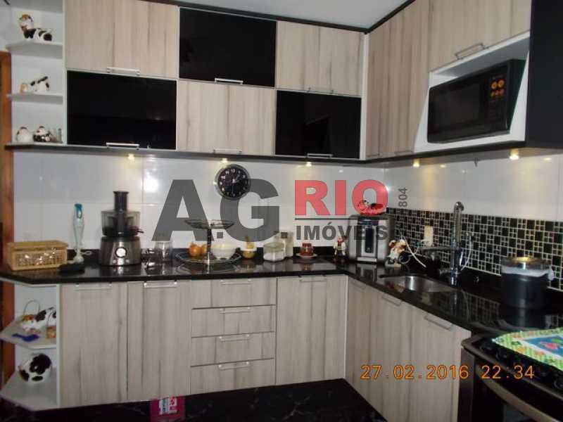 DSCN0077 - Casa À Venda no Condomínio reserva do rio grande - Rio de Janeiro - RJ - Taquara - TQCN30004 - 7