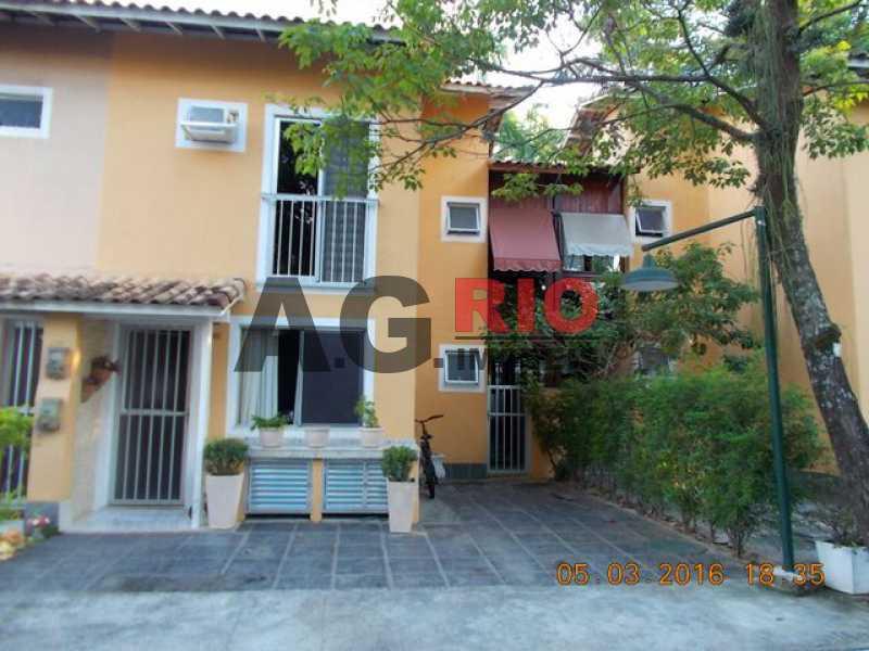 DSCN0083 - Casa À Venda no Condomínio reserva do rio grande - Rio de Janeiro - RJ - Taquara - TQCN30004 - 12