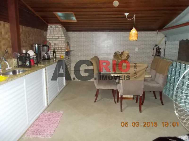 DSCN0085 - Casa À Venda no Condomínio reserva do rio grande - Rio de Janeiro - RJ - Taquara - TQCN30004 - 10