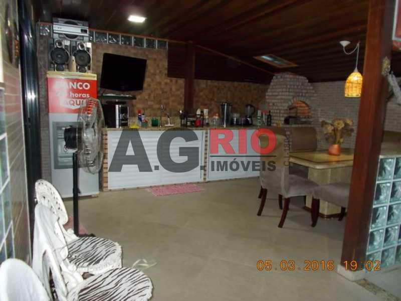 DSCN0087 - Casa À Venda no Condomínio reserva do rio grande - Rio de Janeiro - RJ - Taquara - TQCN30004 - 9