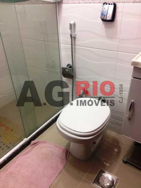 IMG_3568 - Apartamento 3 quartos à venda Rio de Janeiro,RJ - R$ 450.000 - AGV30956 - 5