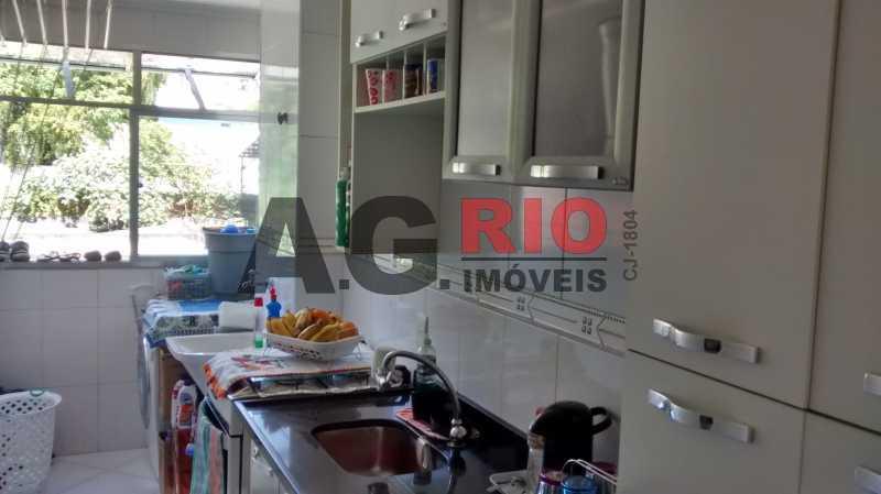 IMG_20161031_110148676_HDR - Apartamento À Venda no Condomínio Los Angeles - Rio de Janeiro - RJ - Taquara - AGT23527 - 4