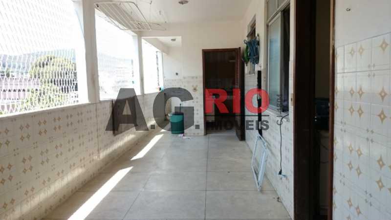 DSC_0209 - Apartamento 4 quartos à venda Rio de Janeiro,RJ - R$ 400.000 - AGV30962 - 17