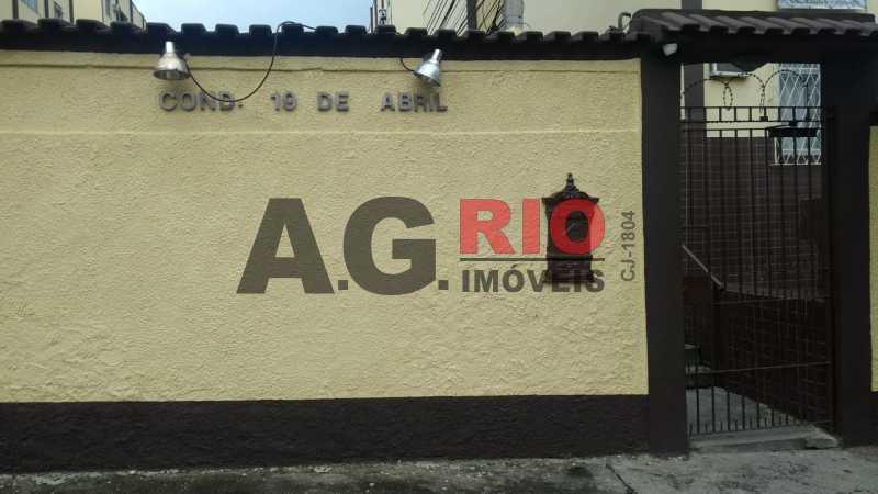 WhatsApp Image 2019-04-12 at 1 - Apartamento 2 quartos à venda Rio de Janeiro,RJ - R$ 165.000 - AGV22708 - 3