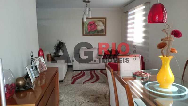 DSC_0056 - Casa 3 quartos à venda Rio de Janeiro,RJ - R$ 790.000 - AGV73370 - 4