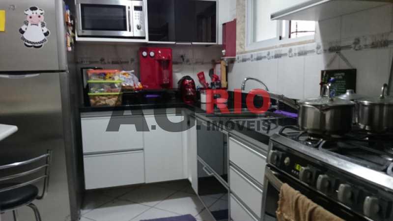 DSC_0060 - Casa 3 quartos à venda Rio de Janeiro,RJ - R$ 790.000 - AGV73370 - 8