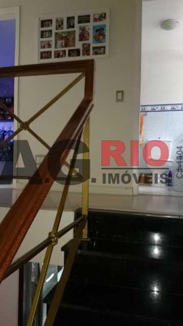 DSC_0064 - Casa 3 quartos à venda Rio de Janeiro,RJ - R$ 790.000 - AGV73370 - 13