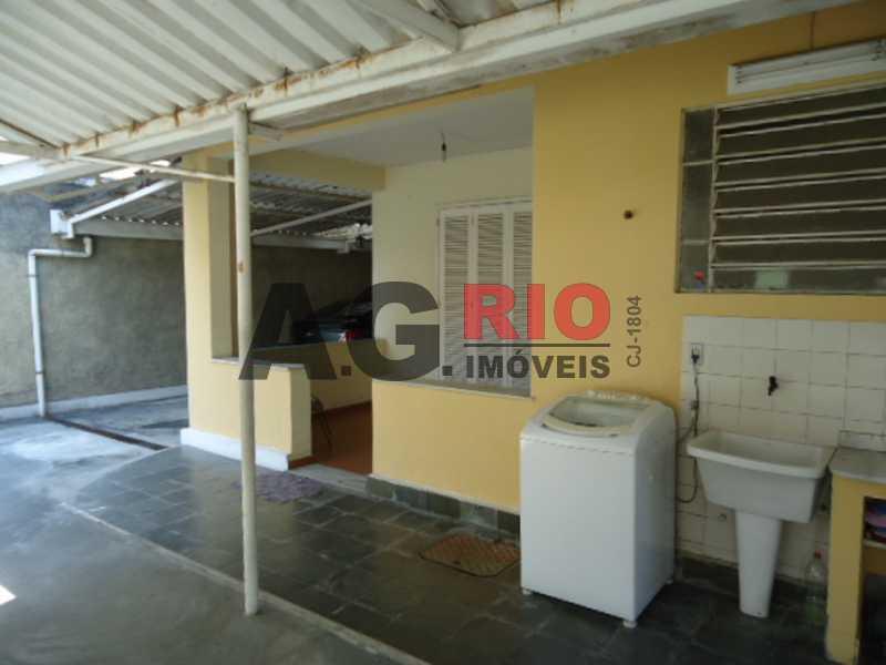 Foto42_Varanda1 - Casa Rio de Janeiro, Bangu, RJ À Venda, 3 Quartos, 78m² - AGV73383 - 19