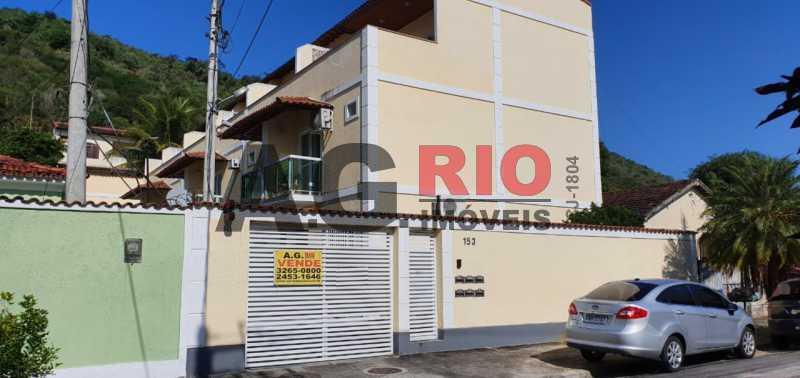 WhatsApp Image 2020-06-09 at 1 - Casa de Vila 3 quartos à venda Rio de Janeiro,RJ - R$ 380.000 - VVCV30005 - 1
