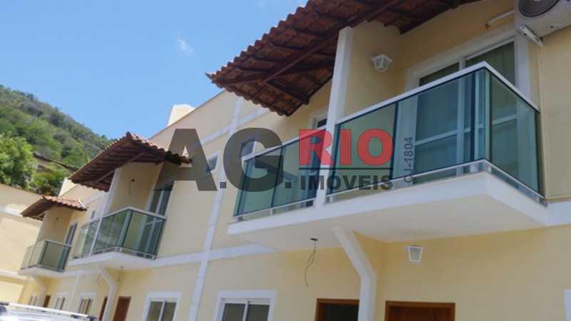 20161119_125955 - Casa 3 quartos à venda Rio de Janeiro,RJ - R$ 380.000 - AGV73386 - 4