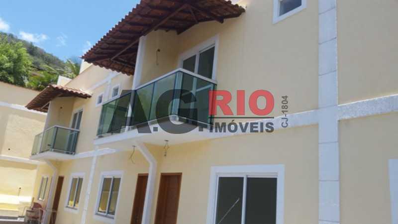 20161119_124823 - Casa 3 quartos à venda Rio de Janeiro,RJ - R$ 380.000 - AGV73387 - 4