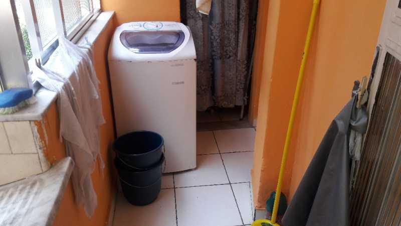 20161210_140550 - Apartamento 2 quartos à venda Rio de Janeiro,RJ - R$ 180.000 - AGV22733 - 15