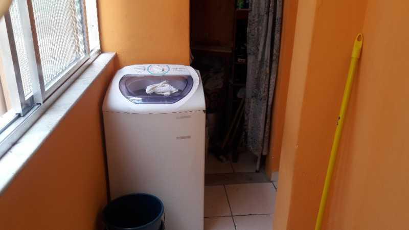 20161210_140625 - Apartamento 2 quartos à venda Rio de Janeiro,RJ - R$ 180.000 - AGV22733 - 16