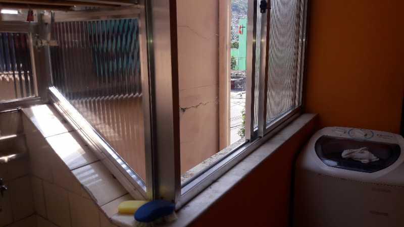 20161210_140644 - Apartamento 2 quartos à venda Rio de Janeiro,RJ - R$ 180.000 - AGV22733 - 18