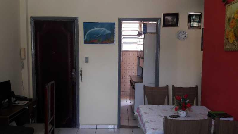 20161210_140844 - Apartamento 2 quartos à venda Rio de Janeiro,RJ - R$ 180.000 - AGV22733 - 1