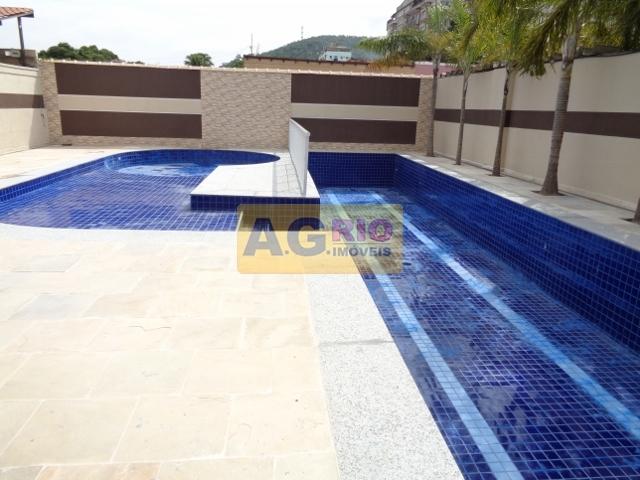 FOTO3 - Apartamento Rio de Janeiro, Praça Seca, RJ Para Alugar, 2 Quartos, 60m² - VV2416 - 4