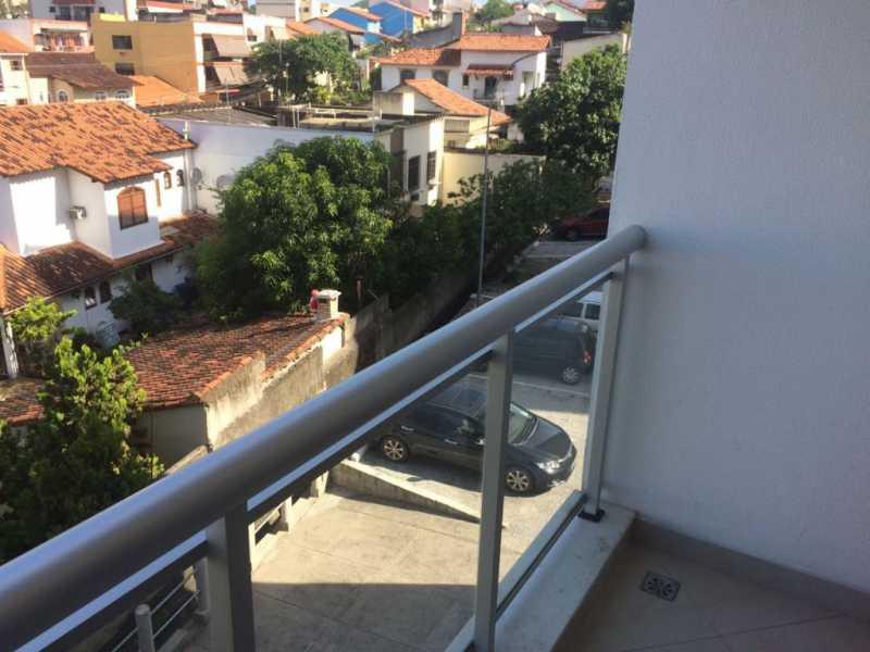 IMG-20161222-WA0002 - Apartamento À Venda - Rio de Janeiro - RJ - Jardim Sulacap - AGV22744 - 1
