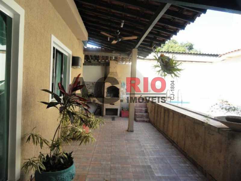 gov 5. - Casa de Vila À Venda - Rio de Janeiro - RJ - Realengo - TQCV20022 - 1