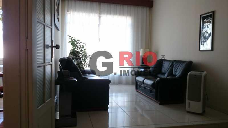 DSC_0313 - Apartamento À Venda - Rio de Janeiro - RJ - Vila Valqueire - AGV30973 - 4