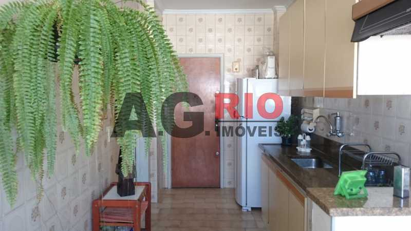 DSC_0315 - Apartamento À Venda - Rio de Janeiro - RJ - Vila Valqueire - AGV30973 - 18