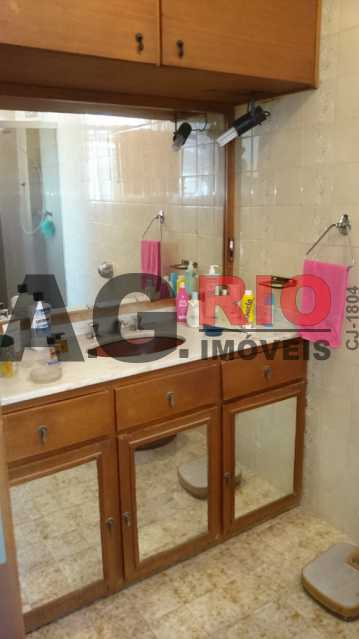 DSC_1441 - Apartamento À Venda - Rio de Janeiro - RJ - Vila Valqueire - AGV30973 - 19