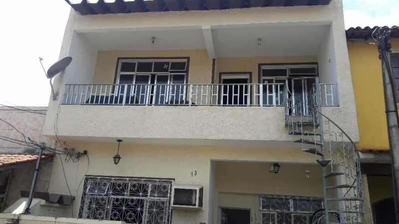 20161223_113541 - Casa 4 quartos à venda Rio de Janeiro,RJ - R$ 350.000 - AGV73422 - 1