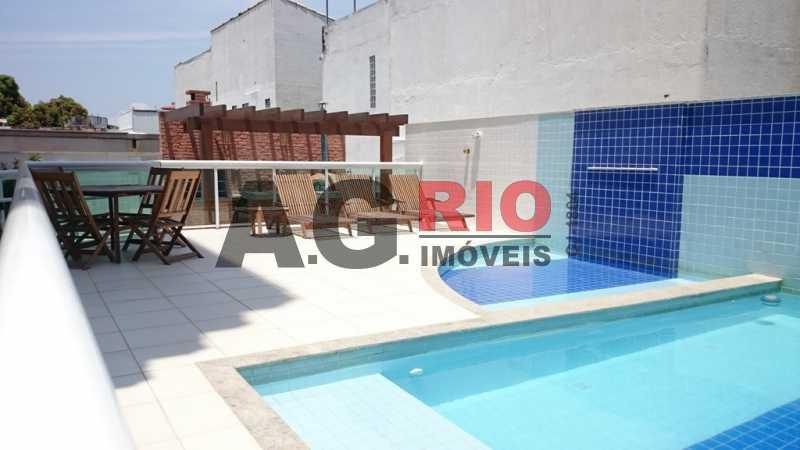 DSC_0301 - Cobertura 3 quartos à venda Rio de Janeiro,RJ - R$ 510.000 - AGV60873 - 27