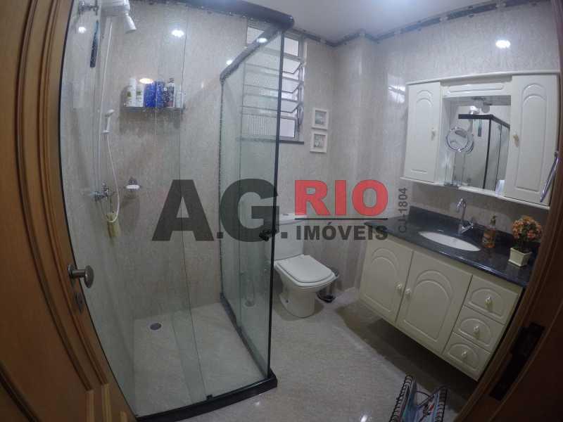 IMG_0025 - Apartamento 2 quartos à venda Rio de Janeiro,RJ - R$ 380.000 - AGV22770 - 3