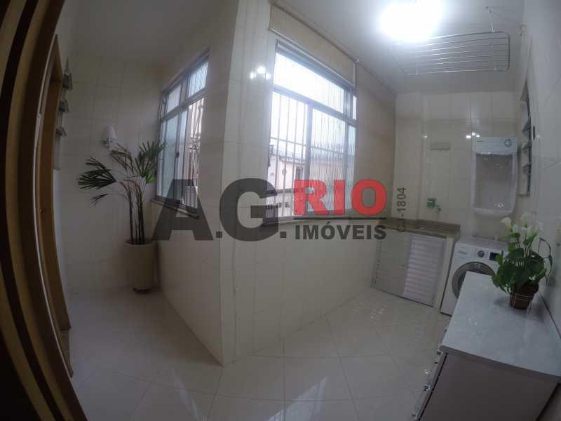 IMG_0047 - Apartamento 2 quartos à venda Rio de Janeiro,RJ - R$ 380.000 - AGV22770 - 5