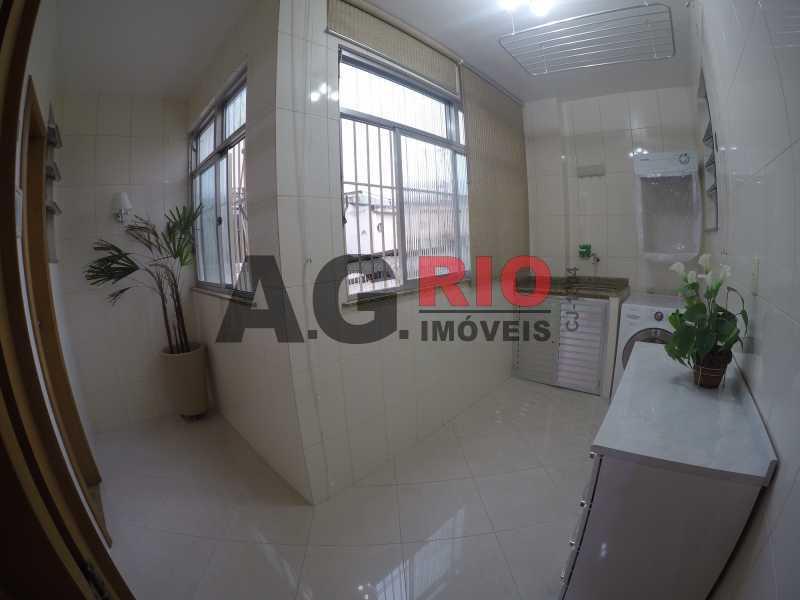IMG_0064 - Apartamento 2 quartos à venda Rio de Janeiro,RJ - R$ 380.000 - AGV22770 - 9