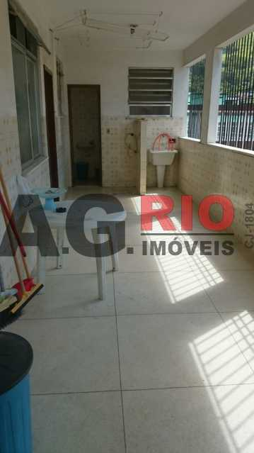 DSC_1641 - Apartamento Rio de Janeiro,Praça Seca,RJ À Venda,4 Quartos,237m² - AGV40028 - 19