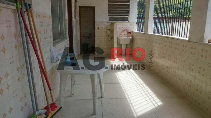 DSC_1642 - Apartamento Rio de Janeiro,Praça Seca,RJ À Venda,4 Quartos,237m² - AGV40028 - 20