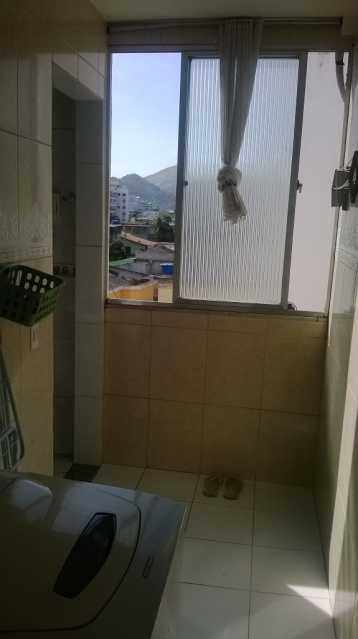 fotos 239 - Apartamento 2 quartos à venda Rio de Janeiro,RJ - R$ 320.000 - AGL00206 - 22