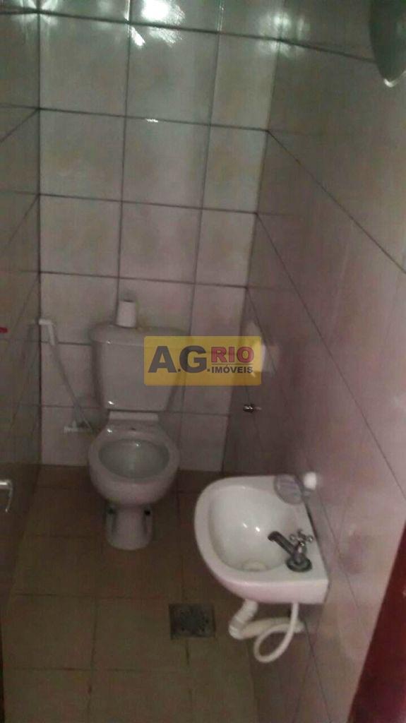FOTO13 - Casa 2 quartos à venda Rio de Janeiro,RJ - R$ 245.000 - AGV73458 - 14