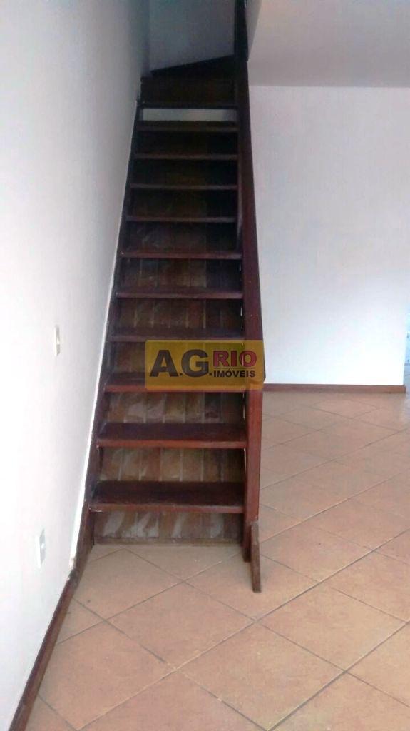 FOTO5 - Casa 2 quartos à venda Rio de Janeiro,RJ - R$ 245.000 - AGV73458 - 6