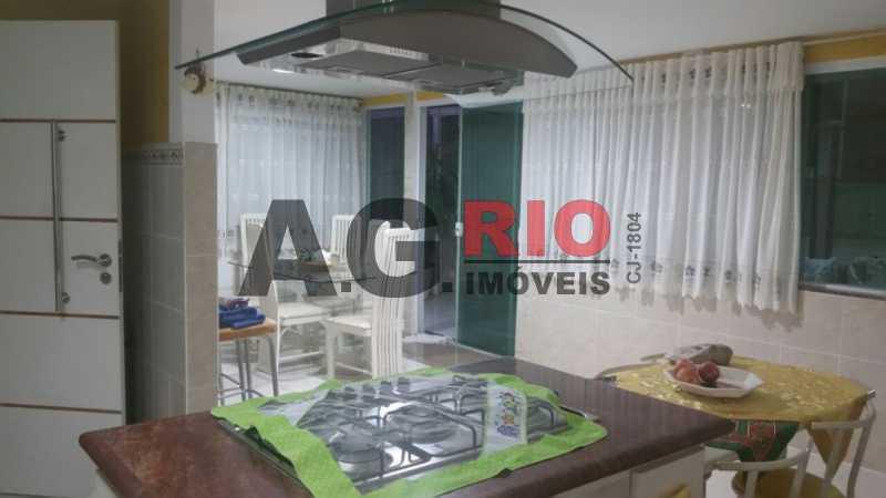 IMG-20170316-WA0037 - Casa em Condominio em condomínio À Venda - Condomínio Verde Ville - Rio de Janeiro - RJ - Tanque - VVCN40013 - 9