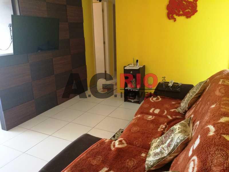 IMG_2002 - Apartamento 3 quartos à venda Rio de Janeiro,RJ - R$ 380.000 - AGV30987 - 5
