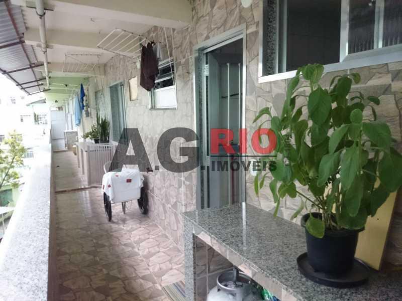 DSC_1837-1 - Apartamento À Venda - Rio de Janeiro - RJ - Marechal Hermes - AGV22813 - 3