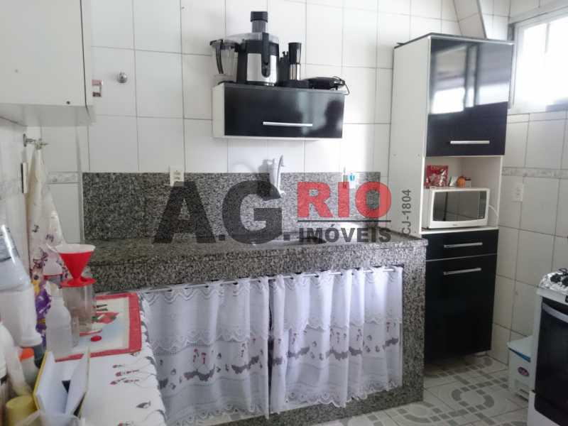 DSC_1845 - Apartamento À Venda - Rio de Janeiro - RJ - Marechal Hermes - AGV22813 - 8