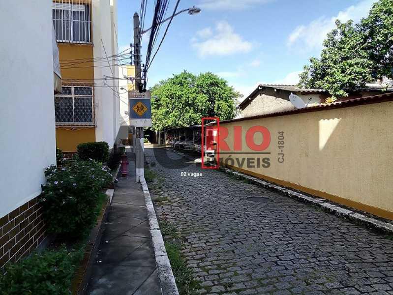 03 - 02 vagas, bloco 2 e bloco - Apartamento À Venda - Rio de Janeiro - RJ - Campinho - AGV22822 - 4