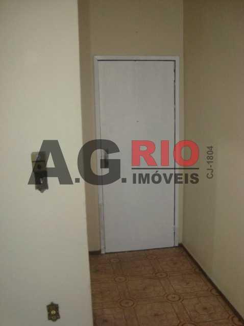 06 - Porta de entrada do Im_ve - Apartamento À Venda - Rio de Janeiro - RJ - Campinho - AGV22822 - 7
