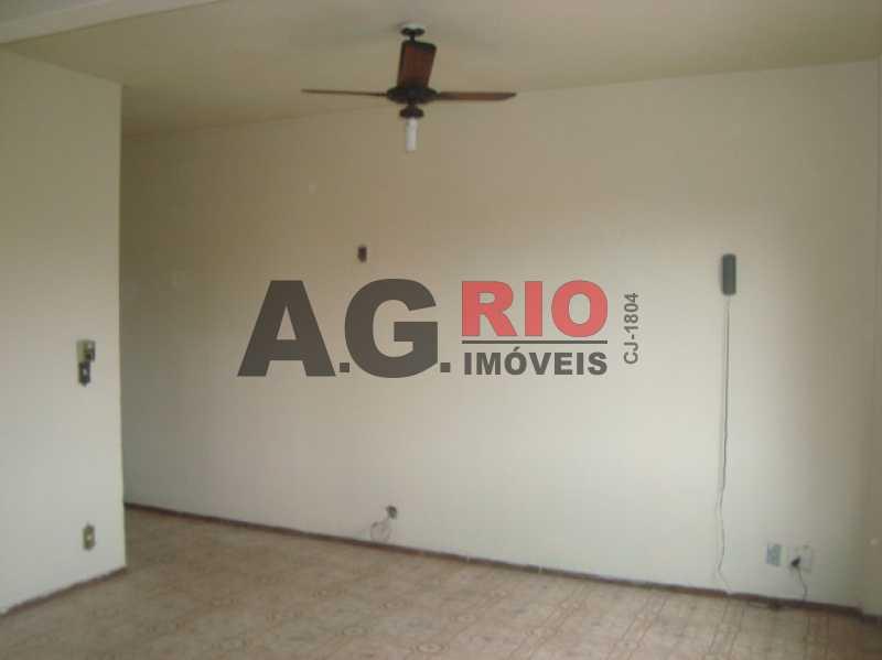 07 - Sala vis_o 1 - Apartamento À Venda - Rio de Janeiro - RJ - Campinho - AGV22822 - 8