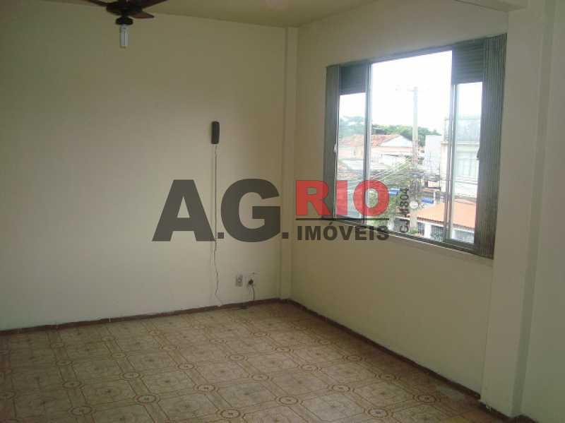 08 - Sala vis_o 2 - Apartamento À Venda - Rio de Janeiro - RJ - Campinho - AGV22822 - 9