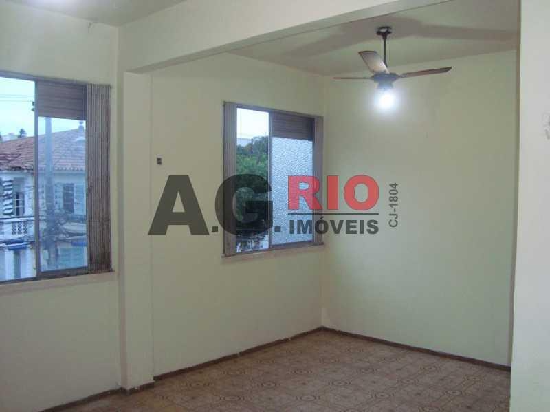 09 - Sala vis_o 3 - Apartamento À Venda - Rio de Janeiro - RJ - Campinho - AGV22822 - 10